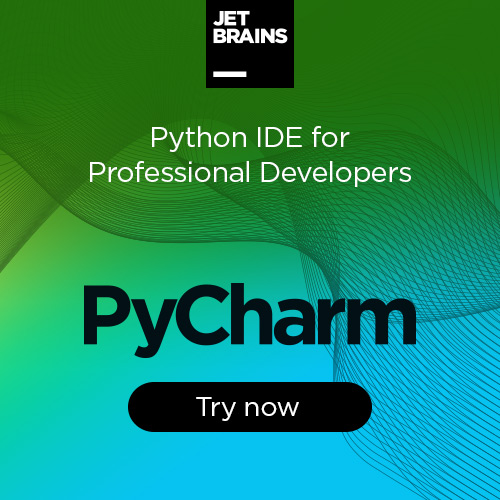 PyCoder's Weekly | Issue #372